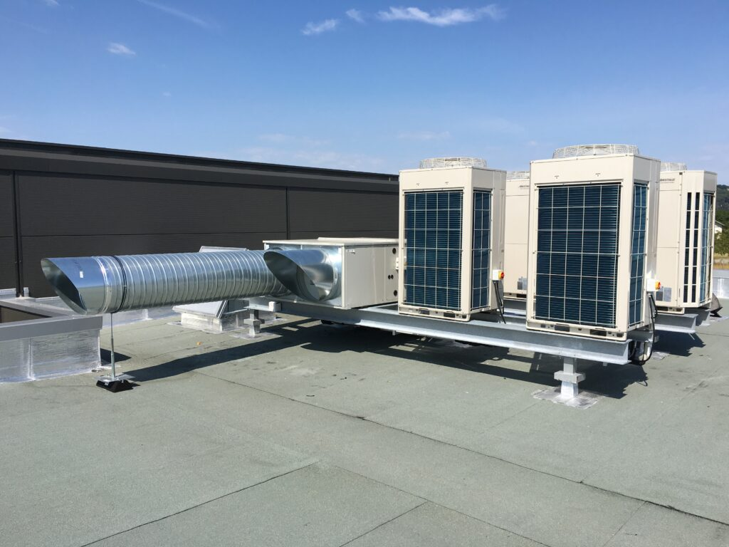 STI Plastics - VRV RoofTop